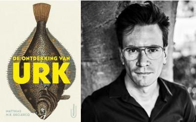 Auteurslezing met Matthias Declercq