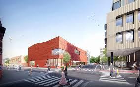 Nieuwe bibliotheek Boekelberg